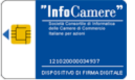 archiviazione documentale con firma digitale smart card infocamere