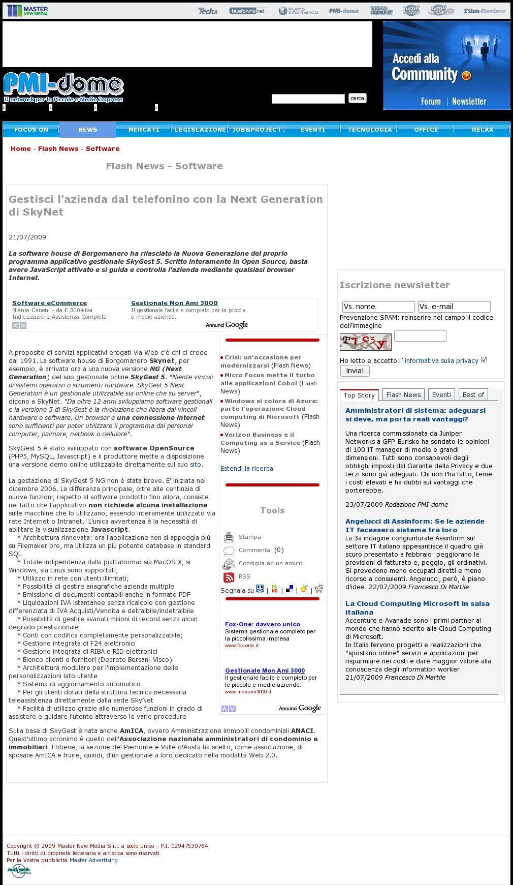 i-dome.com - Gestisci l'azienda dal telefonino con la Next Genera_210709